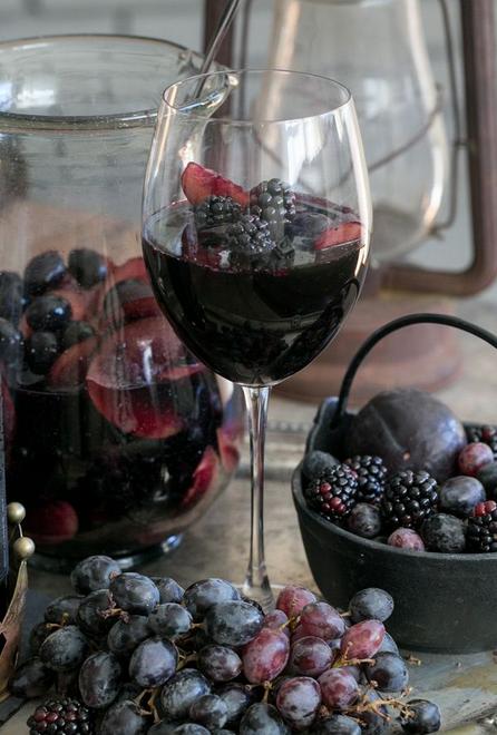 Black Sangria Recipe