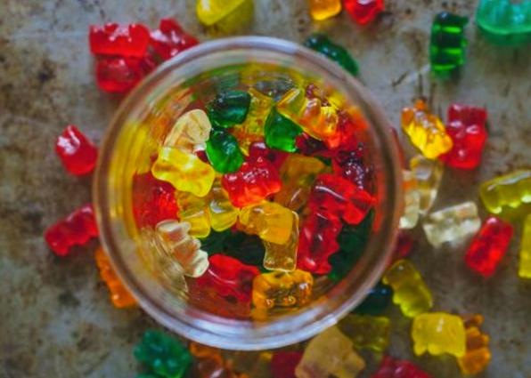 Gummy Bear Sangria
